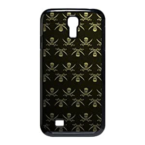 Gold Pattern ZLB565315 DIY Case for SamSung Galaxy S4 I9500, SamSung Galaxy S4 I9500 Case by Maris's Diary