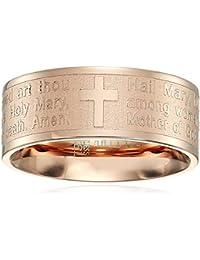 Amazoncom Gold Rose Gold Religious Jewelry Clothing Shoes