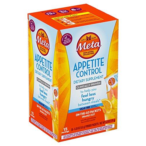 Metamucil Appetite Control Dietary Supplement