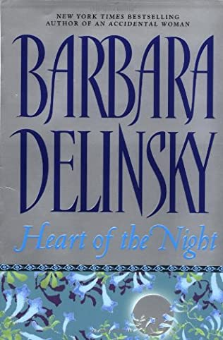 book cover of Heart of the Night