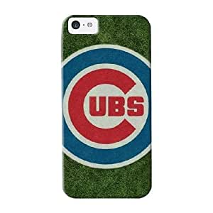 Christmas Day's Gift- New Arrival Cover Case With Nice Design For Iphone 5c- Chicago Cubs