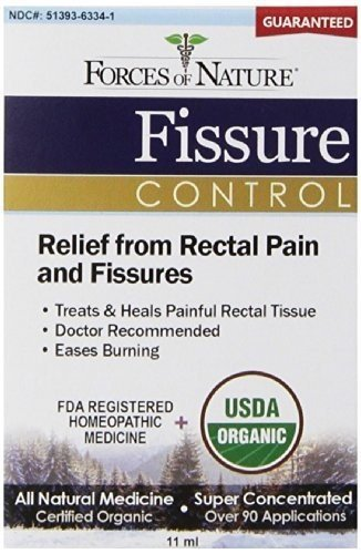 Forces Of Nature Fissure Control Og2 11 Ml