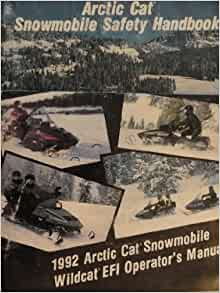 arctic cat snowmobile service manual free download