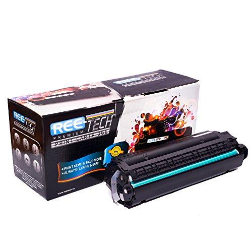 Ree Tech 12A Black  amp; White Toner Cartridge