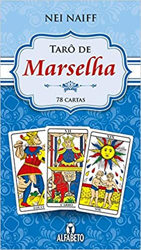 Tarot de Marselha: Nei Naiff: 9788598736143: Amazon.com: Books
