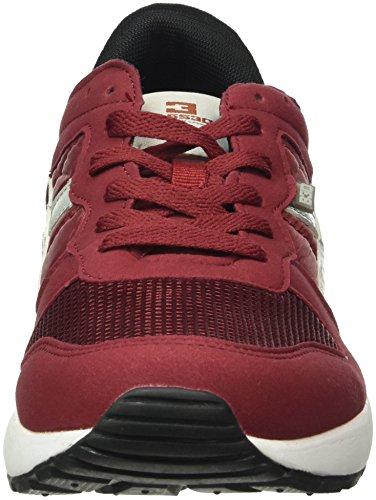 XTI 40081 - Zapatillas Hombre Rojo - rojo (burdeos)