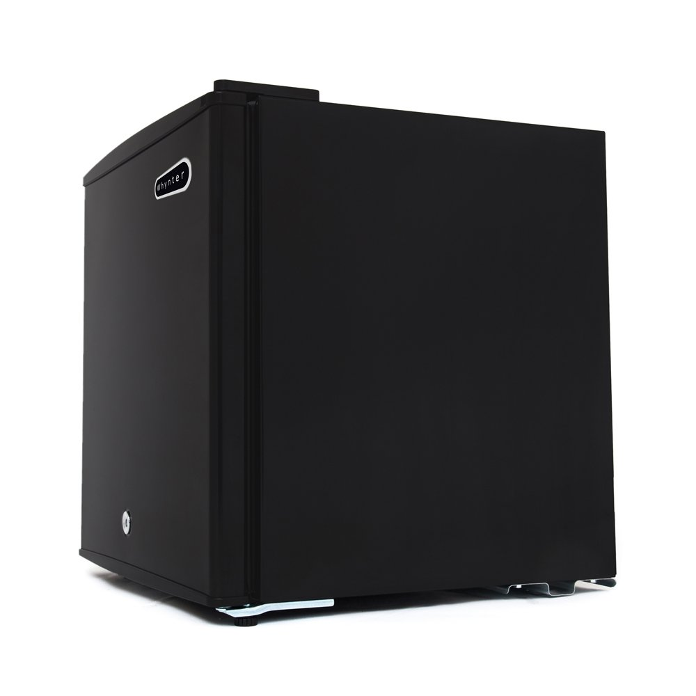 Whynter CUF-110B Energy Star 1.1 Cubic Feet Upright Freezer with Lock, Black by Whynter
