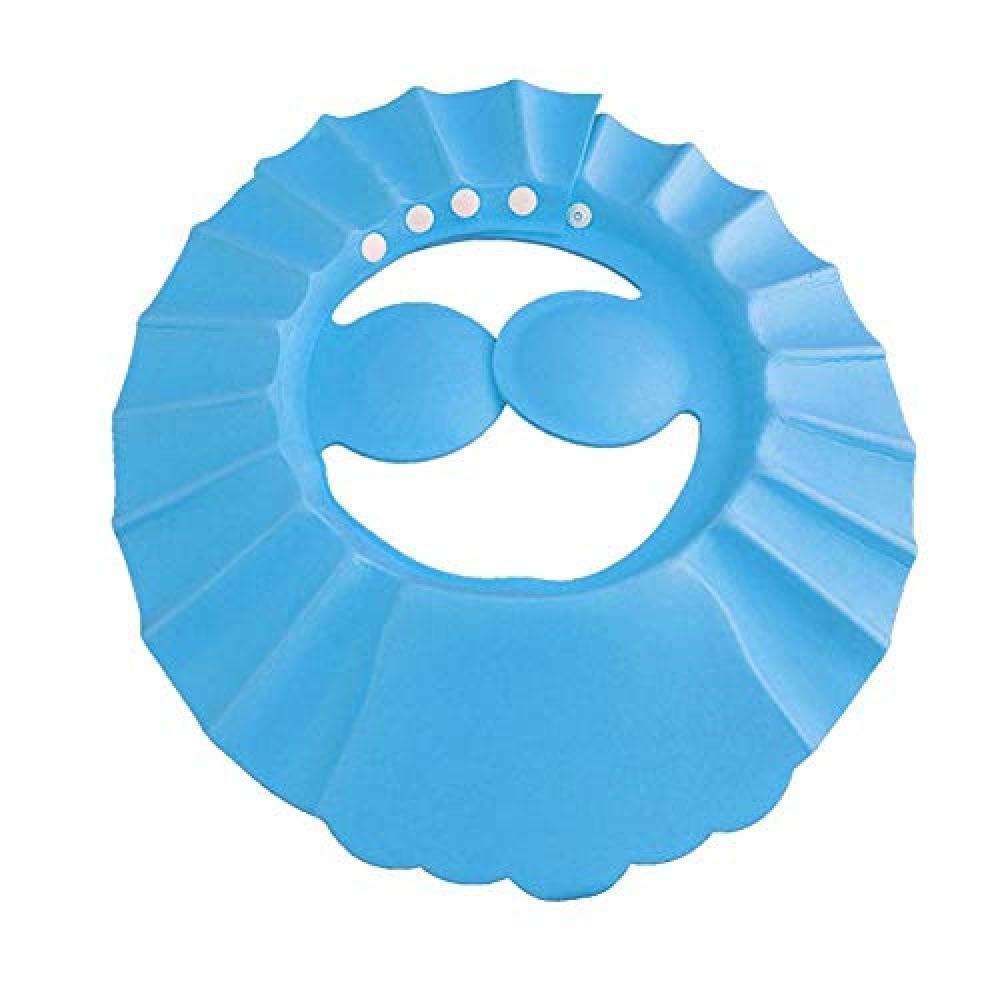 XIAOHU GE Children's Bathing Visor Adjustable for Baby Shampoo Wash Shield Hair Baby Shower Shield Hat Visor Direct Caps Baby Care Kids Head Bath Hats