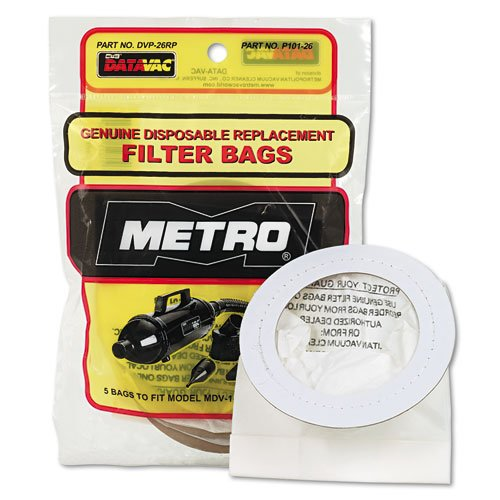 metro-vacuum-dvp26rp-disposable-bags-5-pack