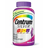 Centrum Silver Women (200 Count) Multivitamin/Multimineral Supplement Tablet, Vitamin D3, Age 50+
