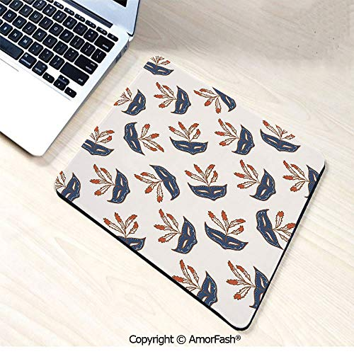 Mouse Pad pad Customized Rectangle Non-Slip Rubber Mousepad Gaming Mouse Pad,4mm Thick,11