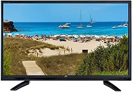 Full HD 24 (61) LED TV JTC 24 TT, con sintonizador triple, 3 x HDMI, USB, función de temporizador: Amazon.es: Electrónica