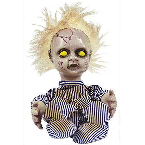 Demon Baby Halloween Prop (11-12.5