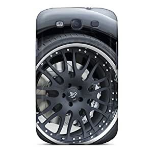 Premium Protection Hamann Bmw X5 Wheel Section Cases Covers For Galaxy S3- Retail Packaging