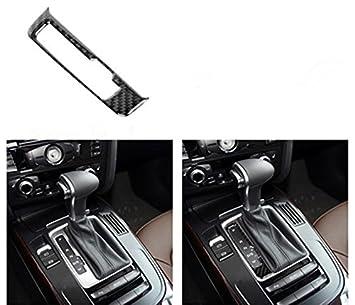 Adhesivo decorativo de fibra de carbono para marco de coche, diseño de cuadros, para Audi Q5 de primera generación B8 tipo 8R 2008-2017: Amazon.es: Coche y ...