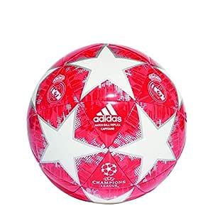 adidas Finale 18 Real Madrid Capitano - Balón de fútbol: Amazon.es ...