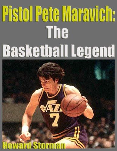 Pistal Pete Maravich-The Basketball (Pete Maravich Nba)