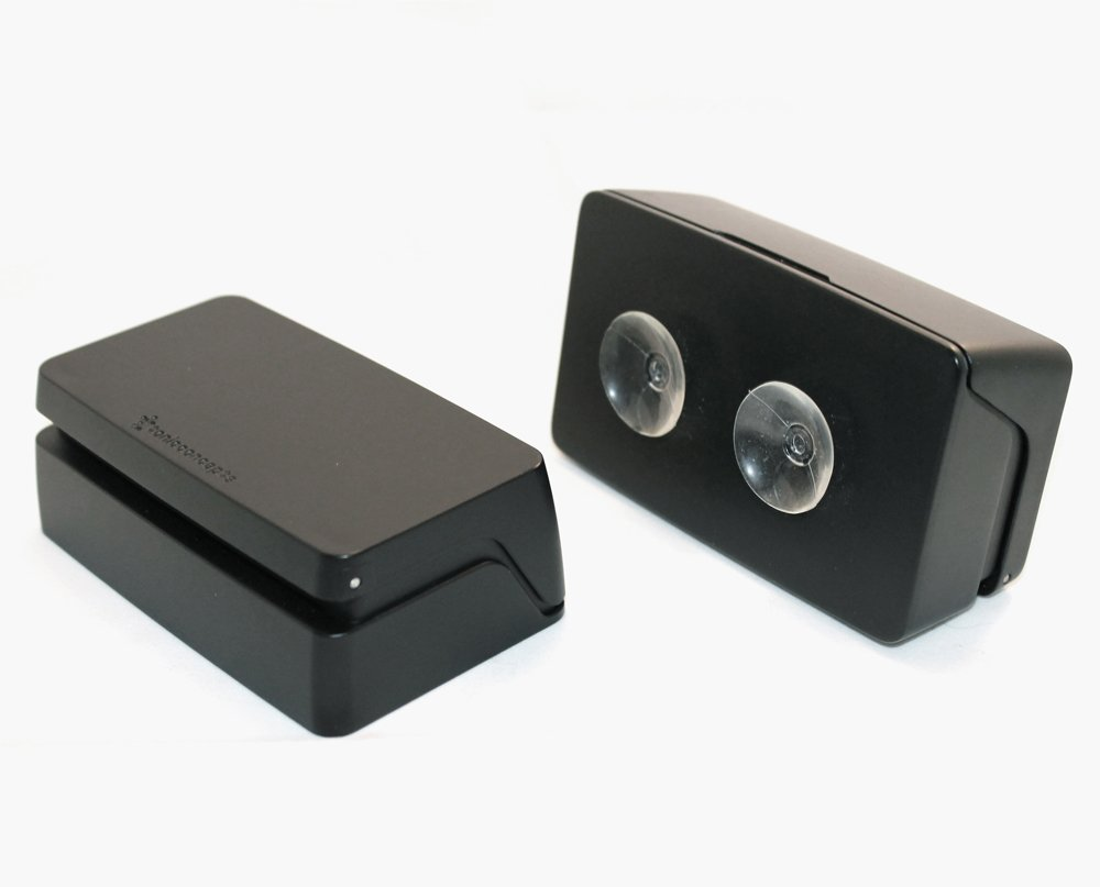 2013 T-case Transponder Cover for New Smaller Ezpass / Ipass by Tonic Concepts