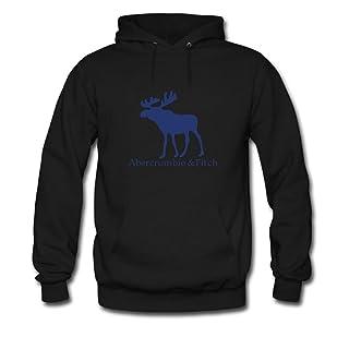 El logotipo de Abercrombie & Fitch para niños/niñas printed Sweatshirt–Sudadera con capucha