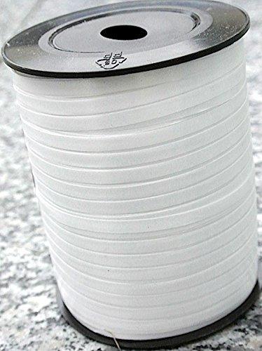Ringelband 5mm 500m weiß