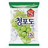 Lotte White Grape Cheongdo Candy 119g X 5 packs