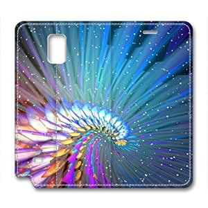 Abstract Flight Beautiful Leather Cover for Samsung Galaxy Note 4 by Cases & Mousepads by ruishername