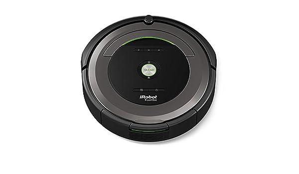 iRobot roomba681 Robot aspiradora Potencia 33 W Color Negro ...