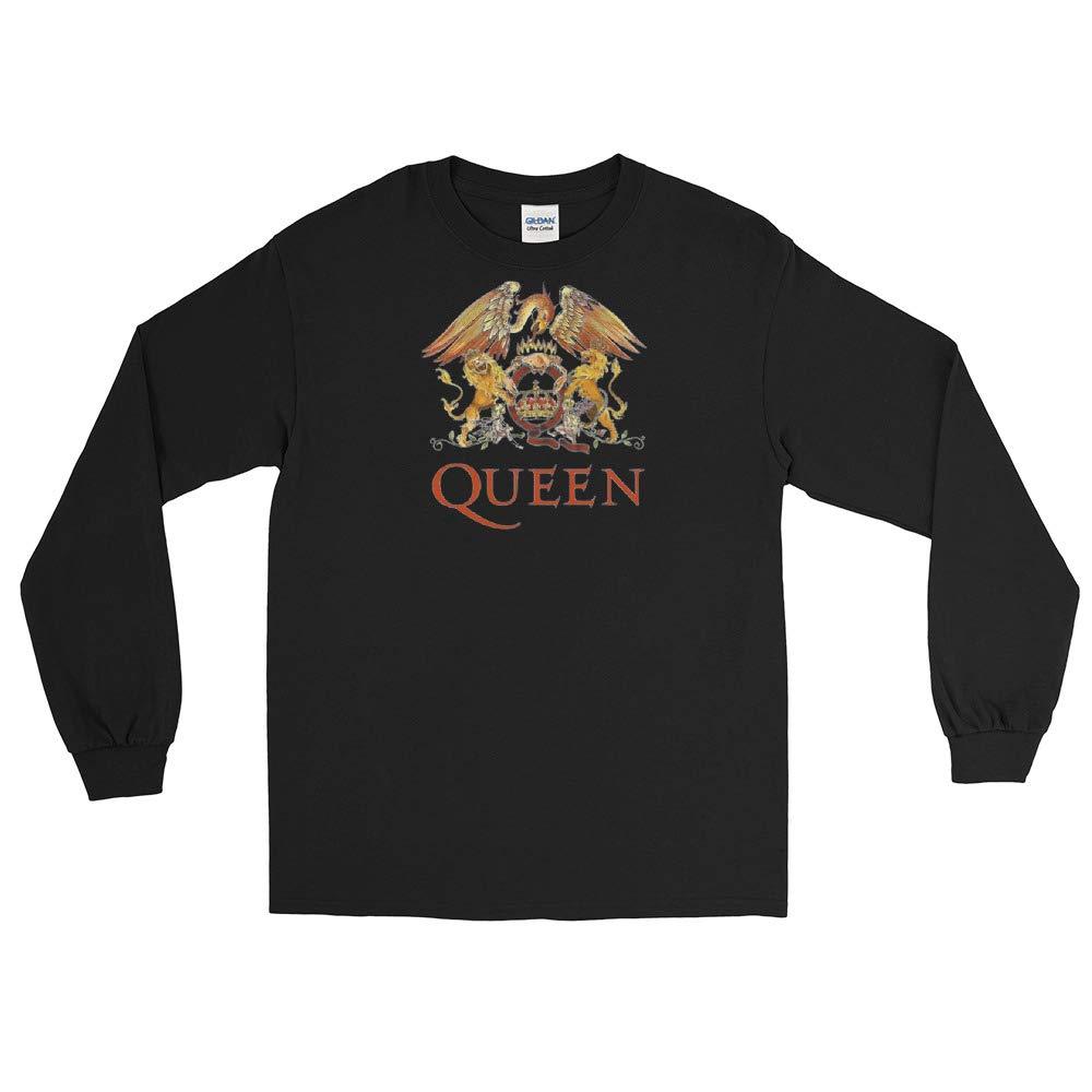 Queen Band Rock Music Tour 2019 Long Sleeve T-Shirt