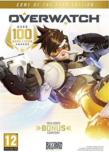 Overwatch Game of the Year Edition (PC) UK IMPORT