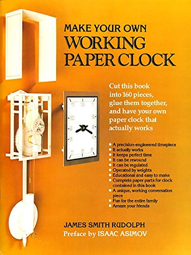 (Make Your Own Working Paper Clock)