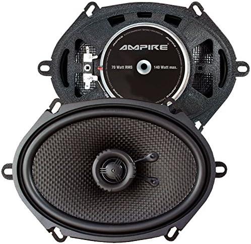 Ampire Lautsprecher 5x7 Für Ford Mustang 5 Koax Front Elektronik
