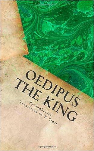 Oedipus Rex Pdf