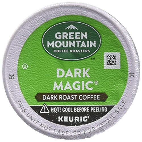 Keurig Top Four Selling K Cups 96 Count (Green Mountain Coffee Dark Magic) by Green Mountain Coffee Roasters (Image #6)