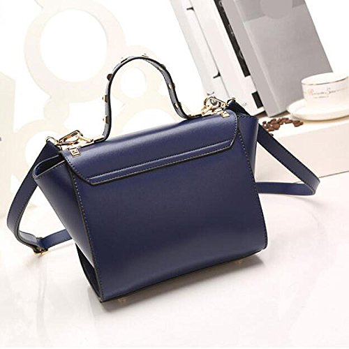 Royalblue Women Bailiang Fashion Fashion Bag Crossbody Shoulder Pu Bag Mini App4FCawq1