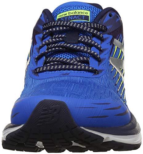 Synact Lh1 Course Pour Chaussures Hommes Black Bleu New Jade deep Balance De wqtPSfWXI