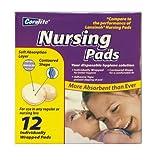 Nursing Pads - 12 pc,(Coralite)