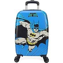 Malinha 4 Rodas 360 Batman Azul - Luxcel