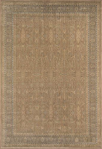 Momeni Rugs ENCOREC-05MUS5379 Encore Collection, Old World Designed Traditional Area Rug, 5'3