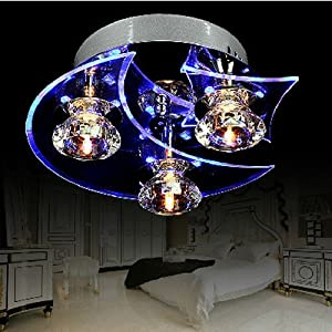 Crystal Light Fixtures