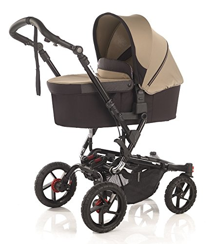 Jane - Coche de Paseo Duo Jané Crosswalk 5381 Nano beige: Amazon.es: Bebé