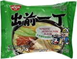 Nissin, Demae Ramen, Tonkotsu Pork, 3.5 oz