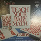 Teach Your Baby Math, Glenn Doman, 0671251287