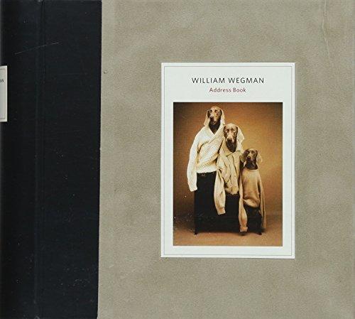 William Wegman Address Book ()