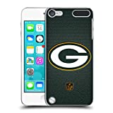 Official NFL Football Green Bay Packers Logo Hard Back Case for iPod Touch 5th Gen / 6th Gen