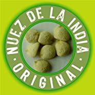 Nuez De La India 100% Original Authentic Indian Nut Weight Loss - 5 pack (60 nuts total)