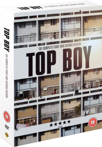 Top Boy (Complete Seasons 1 & 2) - 4-DVD Box Set ( Top Boy - Seasons One and Two ) [ NON-USA FORMAT, PAL, Reg.2 Import - United Kingdom ]]()