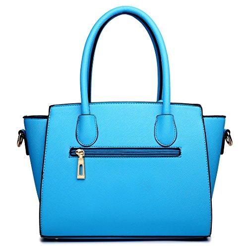 Miss White 1625 femme Sacoches Lulu Blue 8q8T7wza