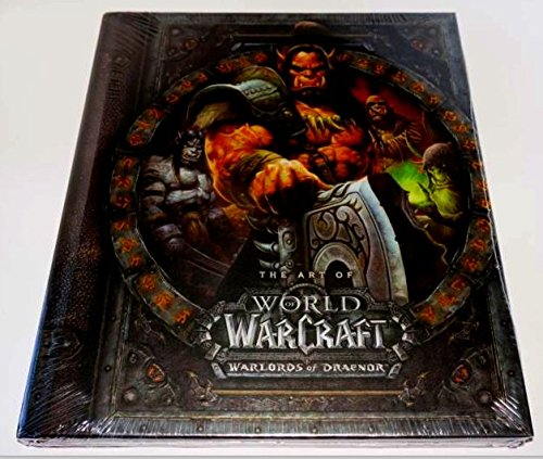 The Art of Warlords of Draenor