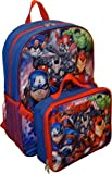 "Best AVENGERS Book Bags - Marvel Avengers 16"" Backpack With Detachable Lunch Box Review"