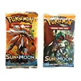 Pokemon Trading Card Game Sun & Moon Booster Pack